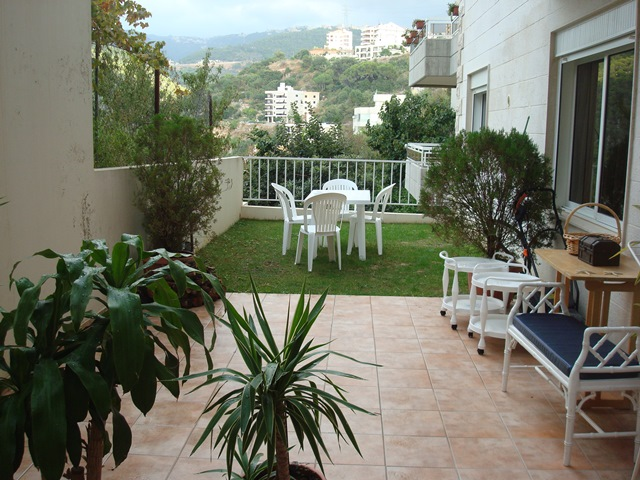 Home for sale in beirut lebanon investment property for for Balcony deck zouk